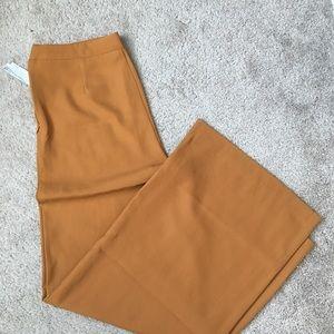 Forever 21 Pants - Mustard wide leg pants